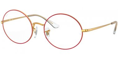 Lunettes de vue - Ray-Ban® - RX1970V - 3106 RED ON LEGEND GOLD