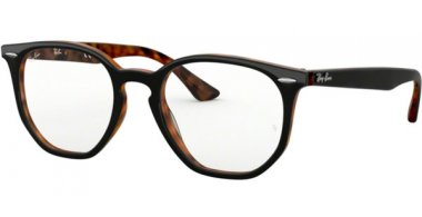 Frames - Ray-Ban® - RX7151 - 5909 TOP GREY ON HAVANA