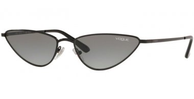 Sunglasses - Vogue - VO4138S LA FAYETTE - 352/11 BLACK // GREY GRADIENT
