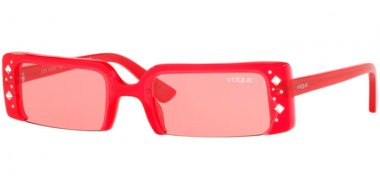 Sunglasses - Vogue - VO5280SB SOHO - 269384 OPALESCENT RED // PINK