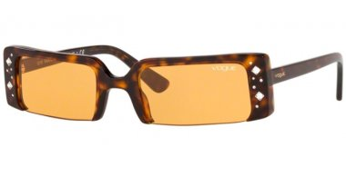 Sunglasses - Vogue - VO5280SB SOHO - W656/7 DARK HAVANA // ORANGE