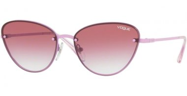 Sunglasses - Vogue - VO4111S - 51113P LILAC // CLEAR GRADIENT VIOLET