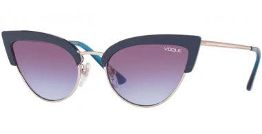 Sunglasses - Vogue - VO5212S - 2796Q4 OPAL BLUE // LIGHT VIOLET DARK GREY GRADIENT