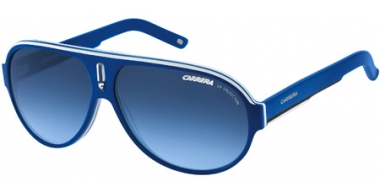 Gafas de Sol - Carrera - CARRERA 25 - WYV (Y5) BLUE WHITE BLACK // BLUE GRADIENT