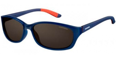 Gafas de Sol - Carrera - CARRERA 8016/S - 6XP  (NR) BLUE // BROWN GREY
