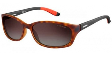 Gafas de Sol - Carrera - CARRERA 8016/S - 6XV  (LA) HAVANA BLACK // BROWN GRADIENT POLARIZED