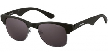 Sunglasses - Carrera - CARRERA 6009 - DEB (Y1) MATTE BLACK RUTHENIUM // GREY