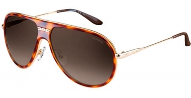 Sunglasses - Carrera - CARRERA 87/S - 8EN (HA) LIGHT HAVANA LIGHT GOLD // BROWN GRADIENT