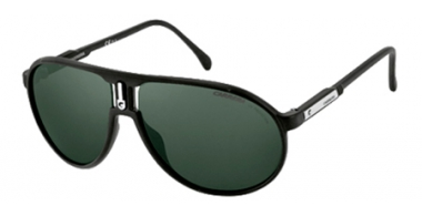 Sunglasses - Carrera - CHAMPION/HI - DL5 (79) MATTE BLACK // GREY GREEN TEMPERED CRYSTAL