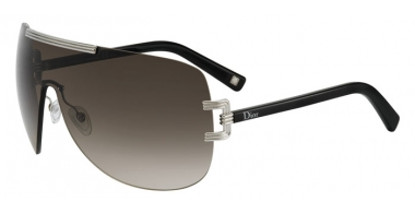 Gafas de Sol - Dior - DIORGRAPHIX1 - 84J (HA) PALLADIUM BLACK // BROWN GRADIENT