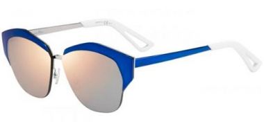 Gafas de Sol - Dior - DIORMIRRORED - I22  (0J) BLACK BLUE SHINY // GREY ROSE GOLD MIRROR