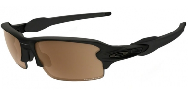 Gafas de Sol - Oakley - FLAK 2.0 OO9295 - 9295-20 POLISHED BLACK // PRIZM TUNGSTEN POLARIZED