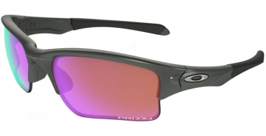Gafas de Sol - Oakley - QUARTER JACKET OO9200 - 9200-19 STEEL // PRIZM GOLF