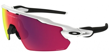 Gafas de Sol - Oakley - OAKLEY RADAR EV PITCH - 9211-12 POLISHED WHITE // PRIZM ROAD