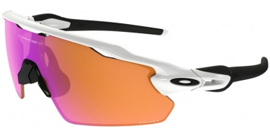 Gafas de Sol - Oakley - OAKLEY RADAR EV PITCH - 9211-13 POLISHED WHITE // PRIZM TRAIL