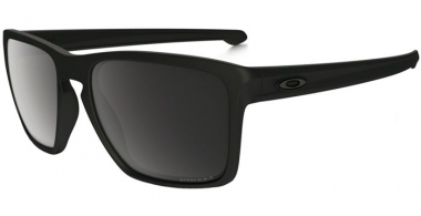 Sunglasses - Oakley - SLIVER XL OO9341 - 9341-15 MATTE BLACK // PRIZM BLACK POLARIZED