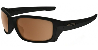 Gafas de Sol - Oakley - STRAIGHTLINK OO9331 - 9331-13 MATTE BLACK // PRIZM TUNGSTEN POLARIZED