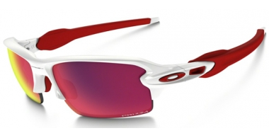Gafas de Sol - Oakley - FLAK 2.0 OO9295 - 9295-05 POLISHED WHITE // PRIZM ROAD