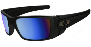 Gafas de Sol - Oakley - OAKLEY FUEL CELL - 9096-D8 MATTE BLACK // PRIZM DEEP POLARIZED