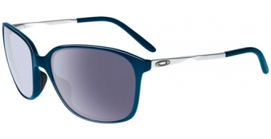 Sunglasses - Oakley - GAME CHANGER OO9291 - 9291-07 POLISHED NAVY // GREY