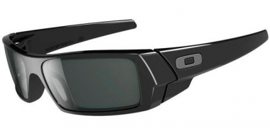 Gafas de sol - Oakley - GASCAN OO9014 - 03-471 POLISHED BLACK // GREY