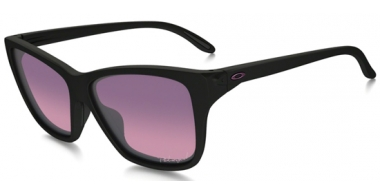 Gafas de Sol - Oakley - HOLD ON OO9298 - 9298-02 POLISHED BLACK // ROSE GRADIENT POLARIZED