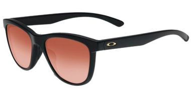 Gafas de Sol - Oakley - MOONLIGHTER OO9320 - 9320-02 MATTE BLACK // VR50 BROWN GRADIENT