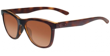 Gafas de Sol - Oakley - MOONLIGHTER OO9320 - 9320-04 BROWN TORTOISE // BROWN GRADIENT POLARIZED