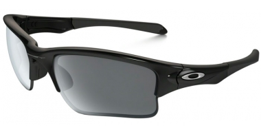 Gafas de Sol - Oakley - QUARTER JACKET OO9200 - 9200-01 POLISHED BLACK // BLACK IRIDIUM