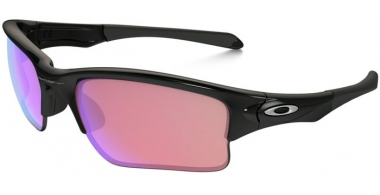 Gafas de Sol - Oakley - QUARTER JACKET OO9200 - 9200-02 POLISHED BLACK // G30 IRIDIUM