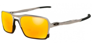 Gafas de Sol - Oakley - TRIGGERMAN OO9266 - 9266-08 SILVER TEEL LOWER // FIRE IRIDIUM