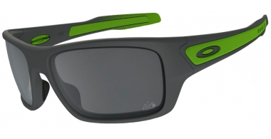 Gafas de Sol - Oakley - TURBINE OO9263 - 9263-27 MATTE DARK GREY // PRIZM DAILY POLARIZED