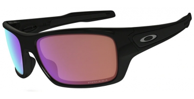 Gafas de Sol - Oakley - TURBINE OO9263 - 9263-30 POLISHED BLACK // PRIZM GOLF