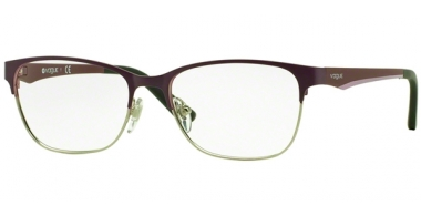 Frames - Vogue - VO3940 - 965S BRUSHED PLUM SILVER