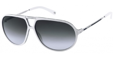 Gafas de Sol - Carrera - DROP 6 - K5F (LF) WHITE SILVER // GREY GRADIENT