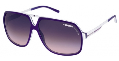 Sunglasses - Carrera - DRIFT - 6DP (O9) VIOLET WHITE PALLADIUM // VIOLET GRADIENT