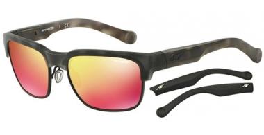 baa386ccff Sunglasses - Arnette - AN4205 DEAN - 23326Q MATTE BLACK HABANA // RED  MULTILAYER