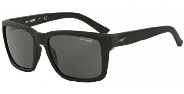 Sunglasses - Arnette - AN4218 SWINDLE - 01/87 MATTE BLACK // GREY