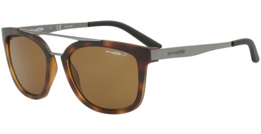 Gafas de Sol - Arnette - AN4232 JUNCTURE - 237583 MATTE HAVANA // BROWN POLARIZED