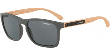 Gafas de Sol - Arnette - AN4236 BURNSIDE - 245481 MATTE GREY // GREY POLARIZED