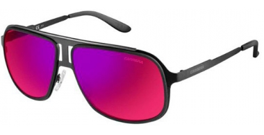 Gafas de Sol - Carrera - CARRERA 101/S - KLH (MI) BLACK RUTHENIUM BLACK // GREY INFRARED MIRROR