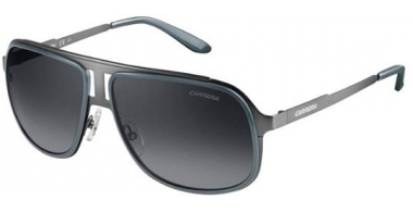 Sunglasses - Carrera - CARRERA 101/S - KLP (HD) RUTHENIUM GREY // GREY GRADIENT