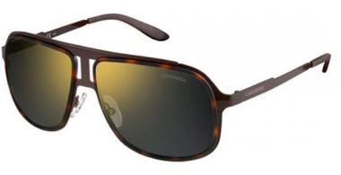 Gafas de Sol - Carrera - CARRERA 101/S - KLT (CT) BROWN HAVANA BROWN // COPPER MIRROR