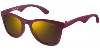 Gafas de Sol - Carrera - CARRERA 6000/ST - KVL (LC) BURGUNDY // BROWN GOLD ANTIREFLECTION