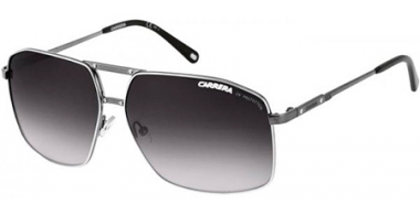 Sunglasses - Carrera - CARRERA 19 - BL7 (9O) DARK RUTHENIUM PALLADIUM // DARK GREY GRADIENT
