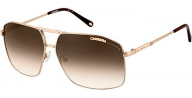 Sunglasses - Carrera - CARRERA 19 - J5G (CC) GOLD // BROWN GRADIENT