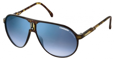 Gafas de Sol - Carrera - CHAMPION /B - FSI (KM) DARK HAVANA SHINY // GREY MULTILAYER GRADIENT