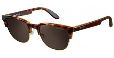 Gafas de Sol - Carrera - CARRERA 5034/S - TEQ (X1) HAVANA ANTIQUE GOLD // BROWN