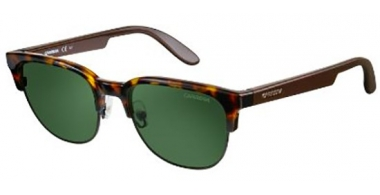 Sunglasses - Carrera - CARRERA 5034/S - TTZ (DJ) HAVANA BLACK BROWN // GREEN