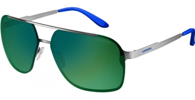 Gafas de Sol - Carrera - CARRERA 91/S - R81  (Z9) MATTE RUTHENIUM // GREEN MULTILAYER